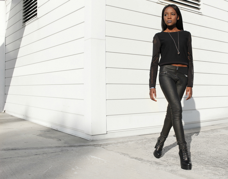 Interview with fashion blogger, Rachel