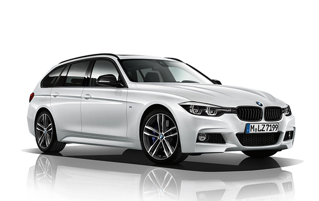 2018 BMW 3 Series Touring Edition M Sport