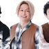 Ex-integrantes do SMAP estão em novo grupo e já terá debut em outubro!