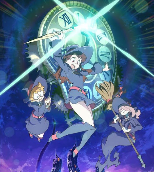 Video Game Little witch academia PS4 gets magical with new PV dan BOX art illustration