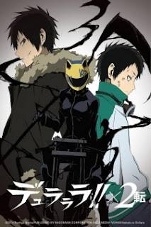 Download Durarara!!x2 Ten Batch Subtitle Indonesia