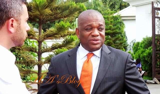 Why there will be no peace in Nigeria – Orji Kalu