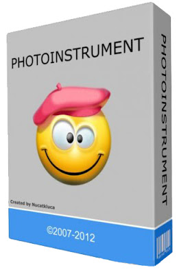 PhotoInstrument Image Editor 5.5 (Preactivated)