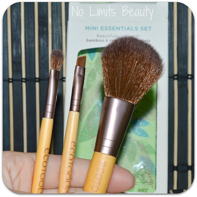 iHerb - Ecotools Mini Essentials Set (review)