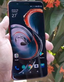 One Plus 5 Sudah Dapat Di Update Ke Android 8.0 Oreo