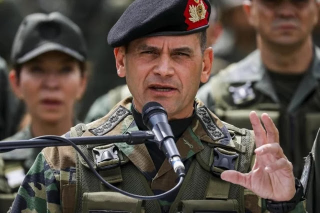Remigio Ceballos: Toda la Fuerza Armada está unida en torno a Maduro