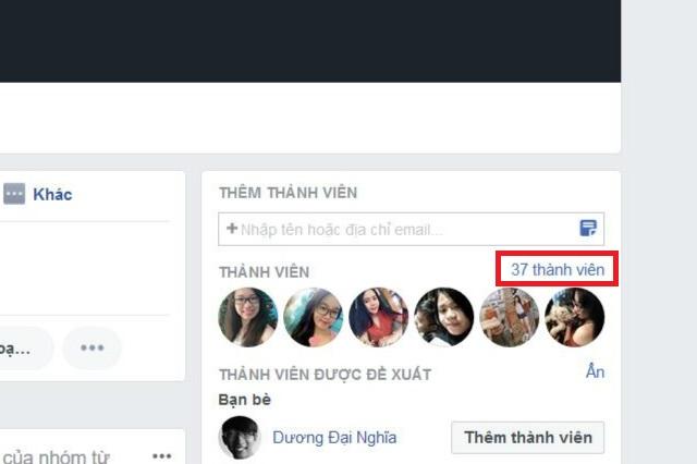 xóa group trên facebook 2