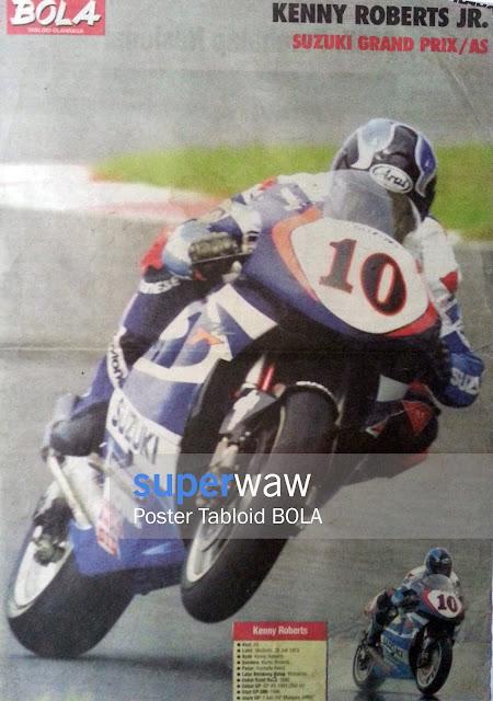 Kenny Roberts Jr. Suzuki Grand Prix
