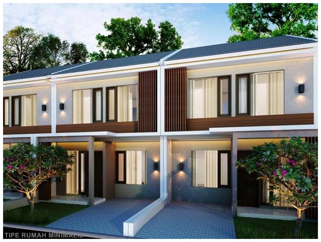 Home Design Interior Singapore Rumah 2 Lantai Di Bekasi Desain