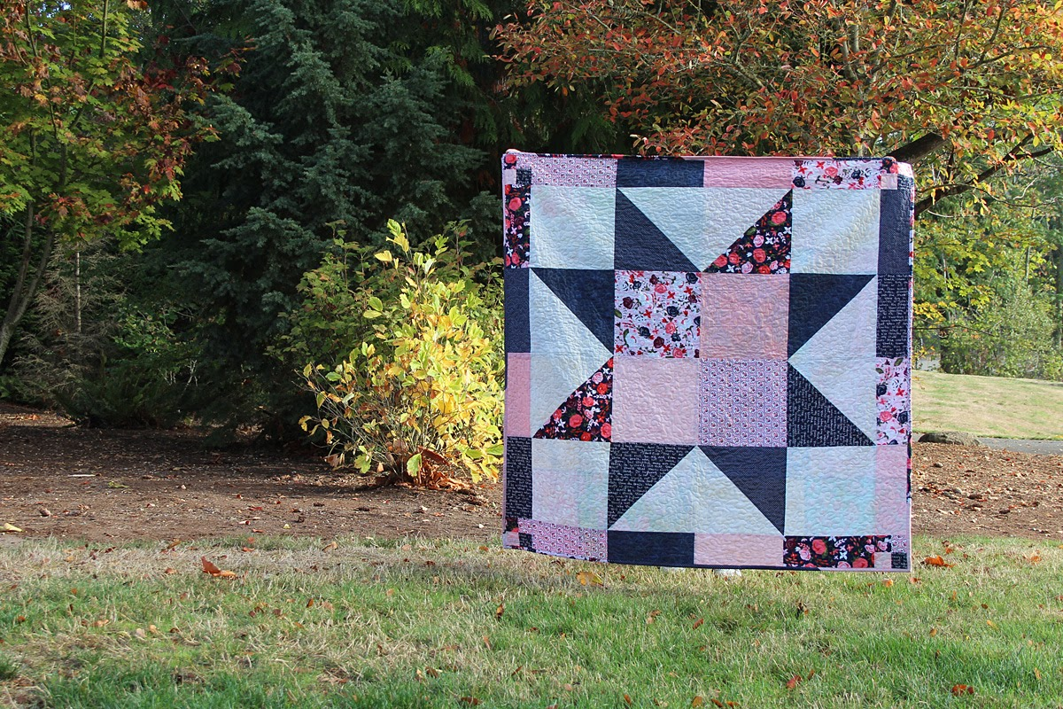 Pocket Of Posies Quilt Pattern.A Bit Of Scrap Stuff Mostly Crafty Pocket Full Of Posies