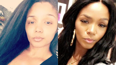 love & hip hop stars without  makeup