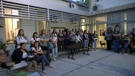 Instituto de formaci n docente bienvenida generaci n 2016 for Instituto formacion docente
