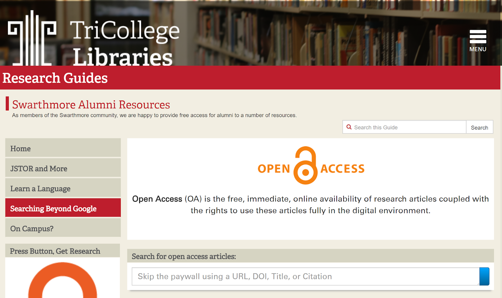 Are search results in library discovery really more trust-worthy? Of ...