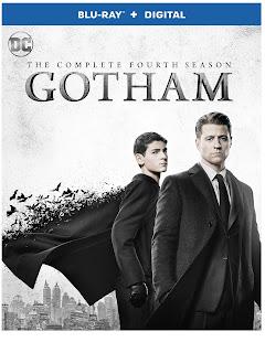 Gotham Season 4 Blu-Ray, Digital HD