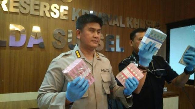 Anak Buah Syahrul Terjaring OTT Polda Sulsel