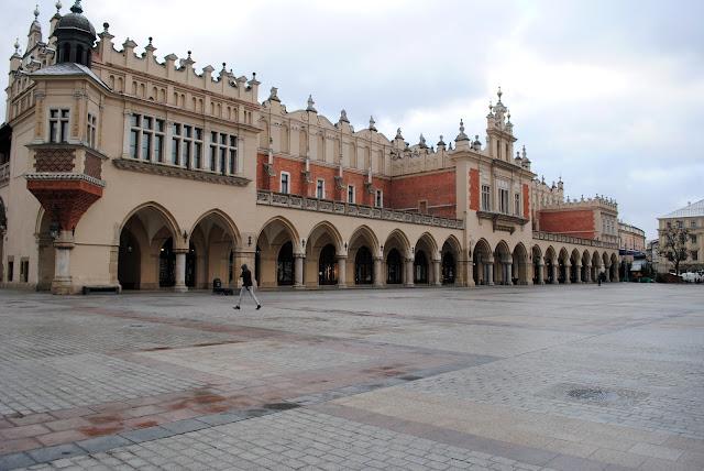 Mała wycieczka po Krakowie