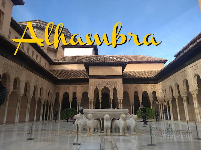Visitar a Alhambra, o palácio ibérico das mil e uma noites