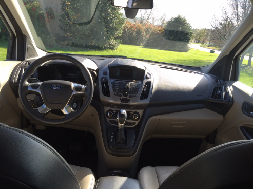 2014 Ford Transit Connect Wagon Review
