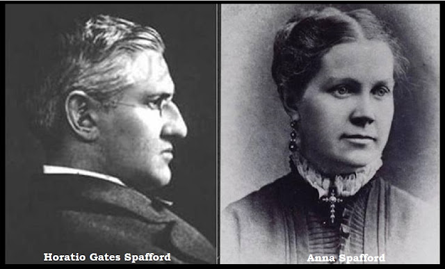 Following what can only have been an emotional reunion, Horatio and Anna returned to Chicago.  In 1876, they were blessed with a son, Horatio Jr, in 1878 a daughter Bertha was born and in 1880, their last child, Grace was born.