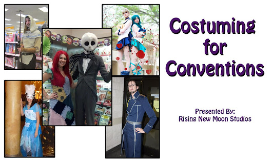 Costuming for Conventions