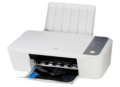 one inkjet printer amongst scan too re-create functions Kodak Verité fifty Eco Driver Downloads