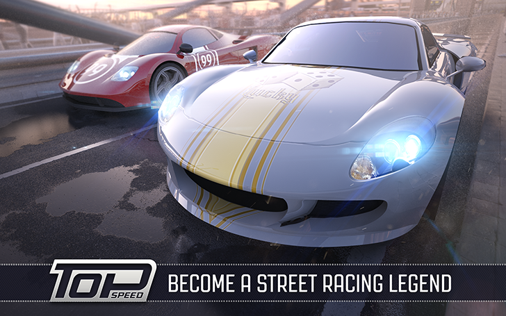 Top Speed: Drag & Fast Racing Free App Game By T-Bull Sp. z o.o.