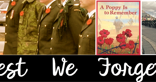 Lest We Forget- Remembrance Day in the Elementary Classroom