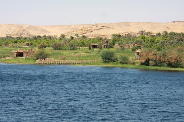 O RIO NILO, essa fonte de vida e a alma do Egipto | Egipto