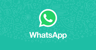 whatsapp share button Website & Blogger - Image With Text