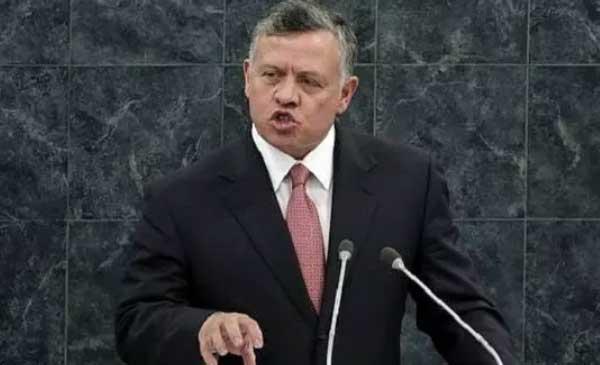 Raja Yordania Ancam Israel Jika Caplok Wilayah Tepi Barat