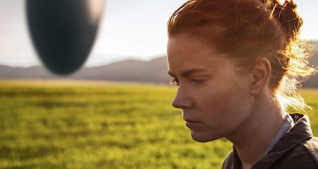 "Amy Adams is a troubled linguist in Denis Villeneuve's mesmerizing ""Arrival"""