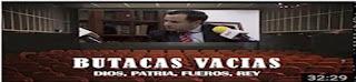 BUTACAS VACIAS