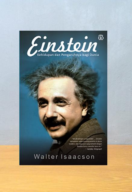EINSTEIN, Walter Isaacson