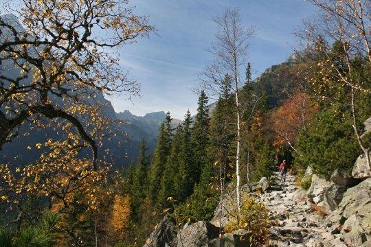Tatra National Park, Slowakia