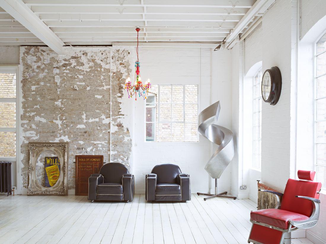 Inspiration loft in Shoreditch  Seaofgirasoles