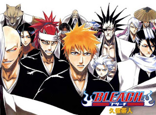DOWNLOAD GRATIS  LENGKAP SERIAL ANIME MANGA Bleach