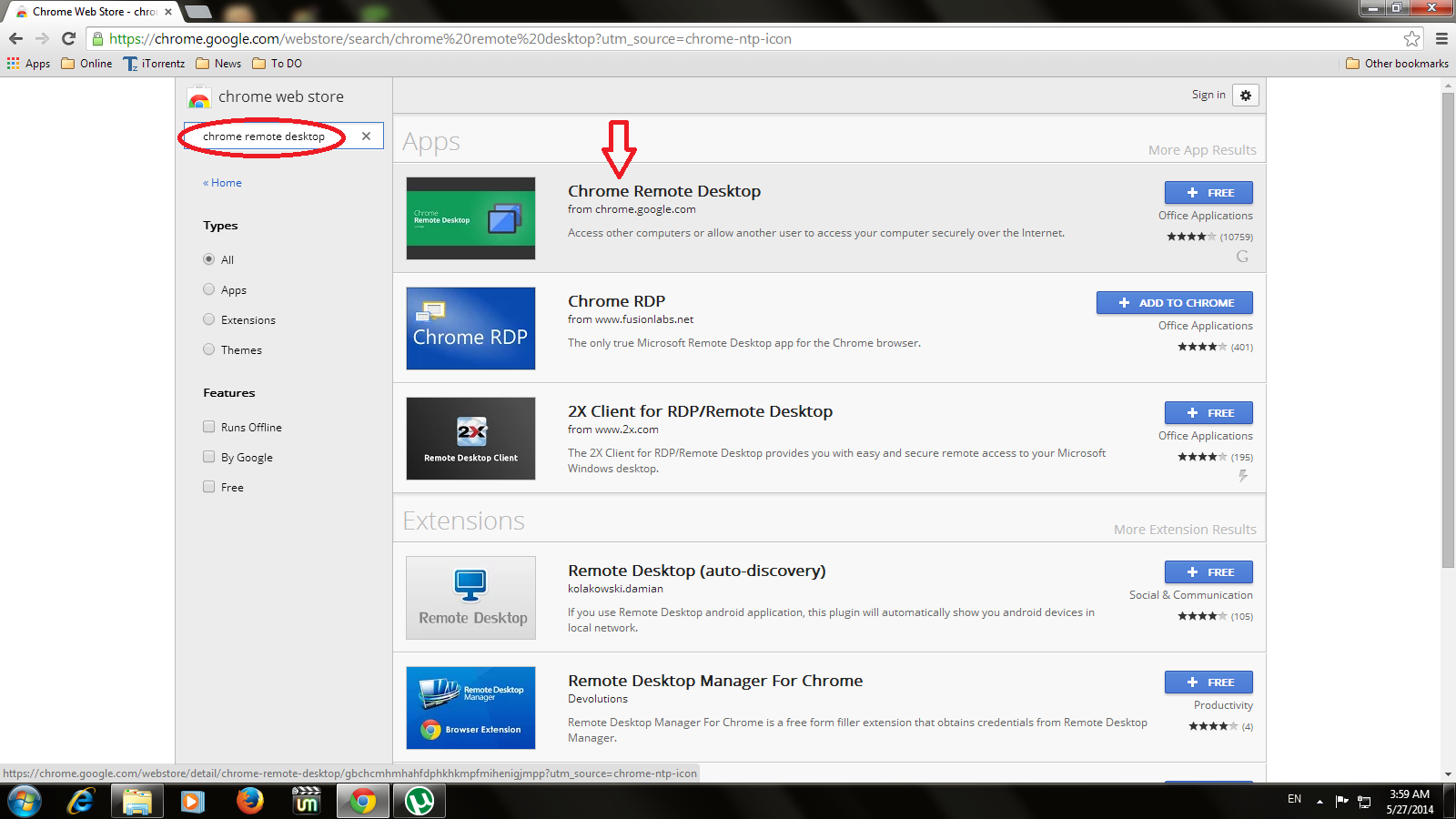 Learn New Things: How to use Chrome Remote Desktop, use your