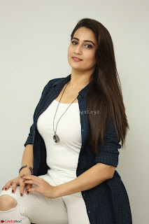 Manjusha in White Tight T Shirt and Black Jacket ~ Exclusive Celebrities Galleries 007