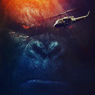 Kong: La isla calavera, Kong: Skull island, película, cine, cartelera, blog de cine, solo yo, blog solo yo, influencer, blogger alicante, fantástico, aventuras, simios, remake, 3d, king kong, godzilla,