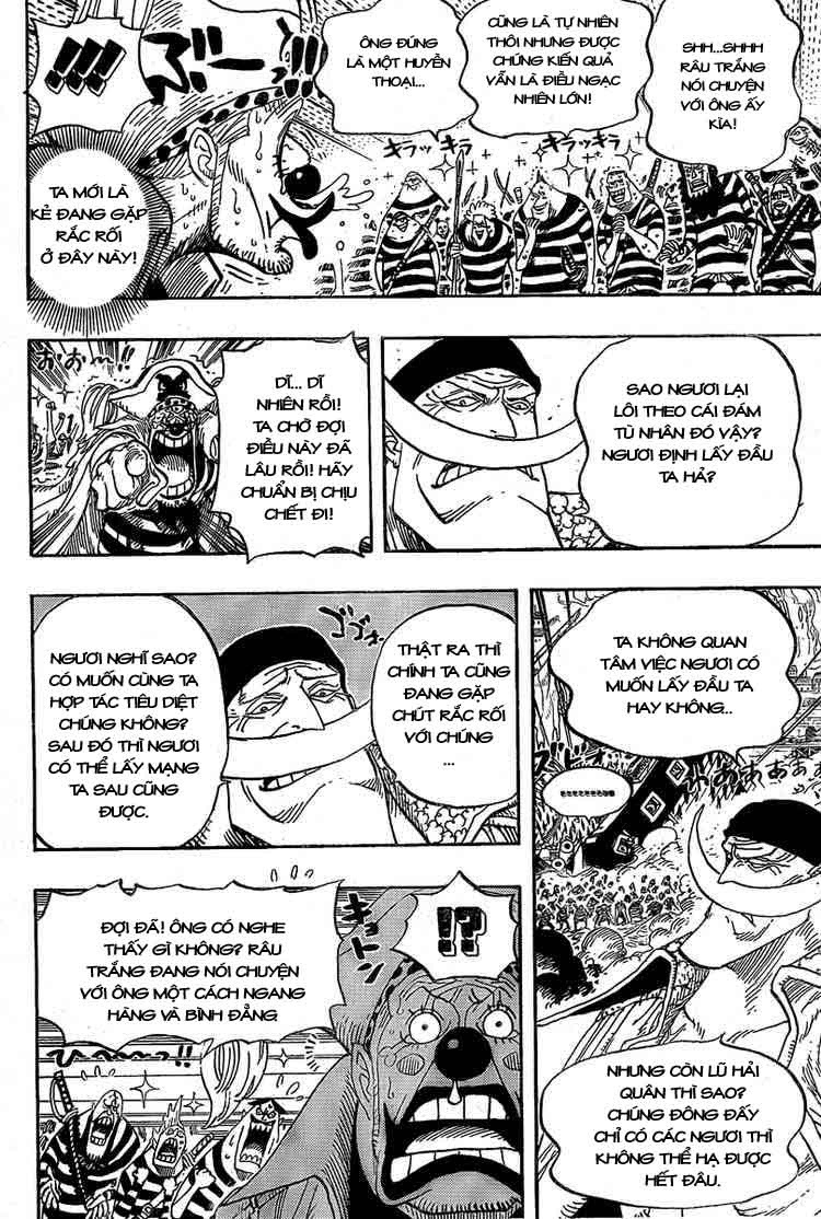 One Piece Chap 559