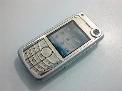 Nokia 6680 3