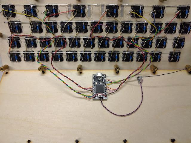 Hand wiring