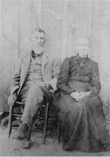John Monroe Ganus and Olivia Rainwater