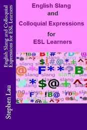 <b>English Slang and Colloquial Expressions</b>