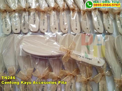 Harga Centong Kayu Accesories Pita