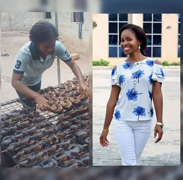 Monday Inspiration: I'm proud of what I do – Monica Tanee, smoked fish seller