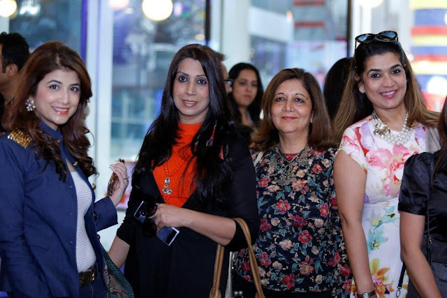 Smaaashing Brunch Party at SMAAASH Noida