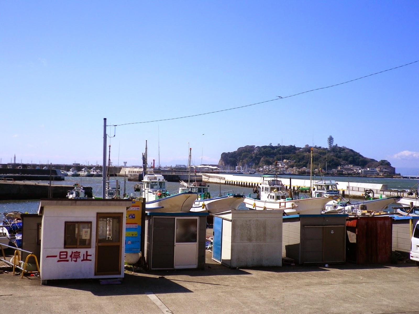鎌倉腰越漁港