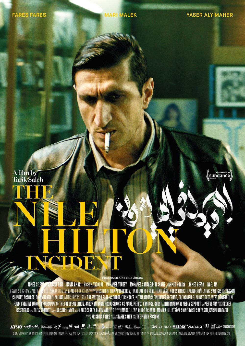 O Incidente do Nile Hilton 2017 Legendado