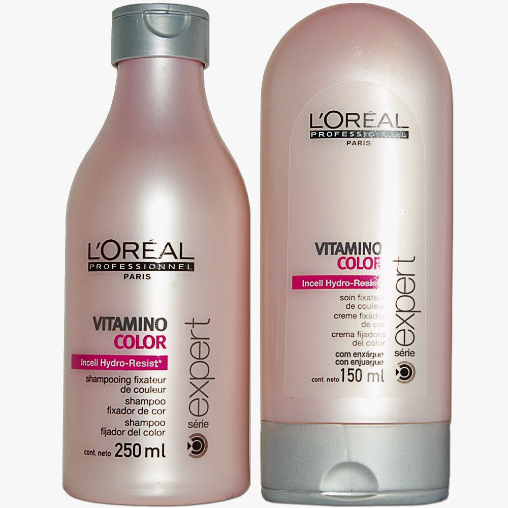 Wen Shampoo And Conditioner >> { according to ame }: PRODUCT REVIEW: Loreal Serie Expert Vitamino Color Shampoo vs. Kerastase ...